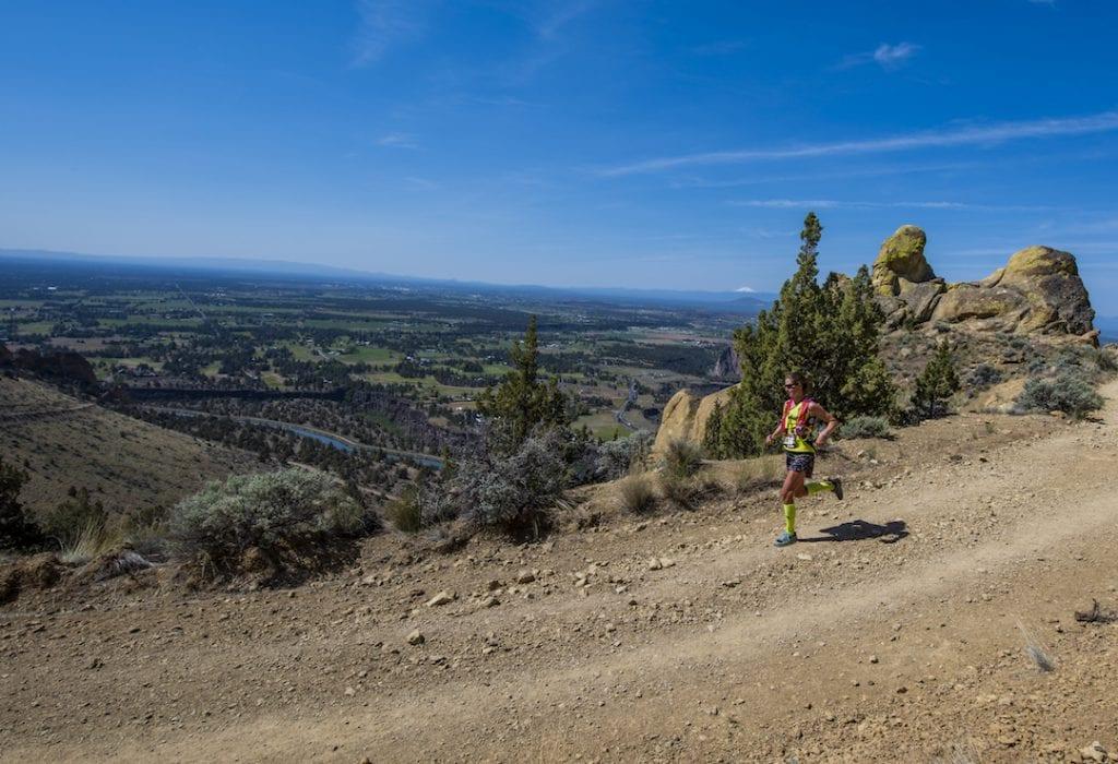 Trail Running Smith Rock Oregon