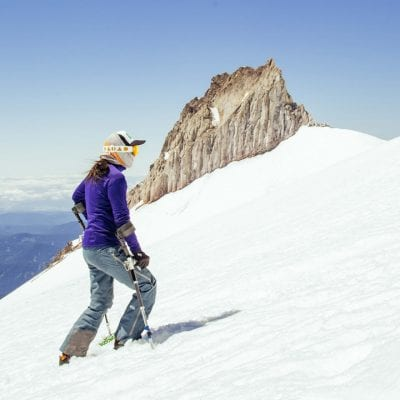 """""""Doctors Told Me I'd Never Walk Again, Let Alone Climb A Mountain."""""""