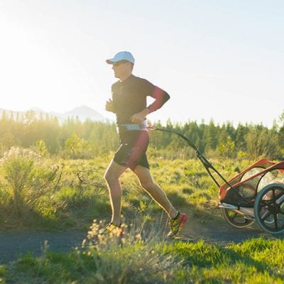 Reinventing the stroller in Bend, Oregon
