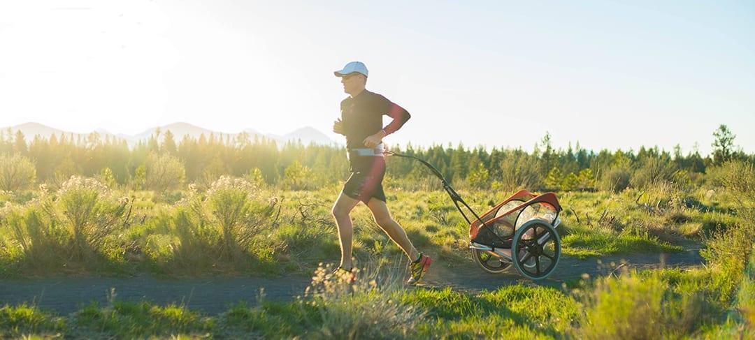 Reinventing the stroller in Bend, Oregon