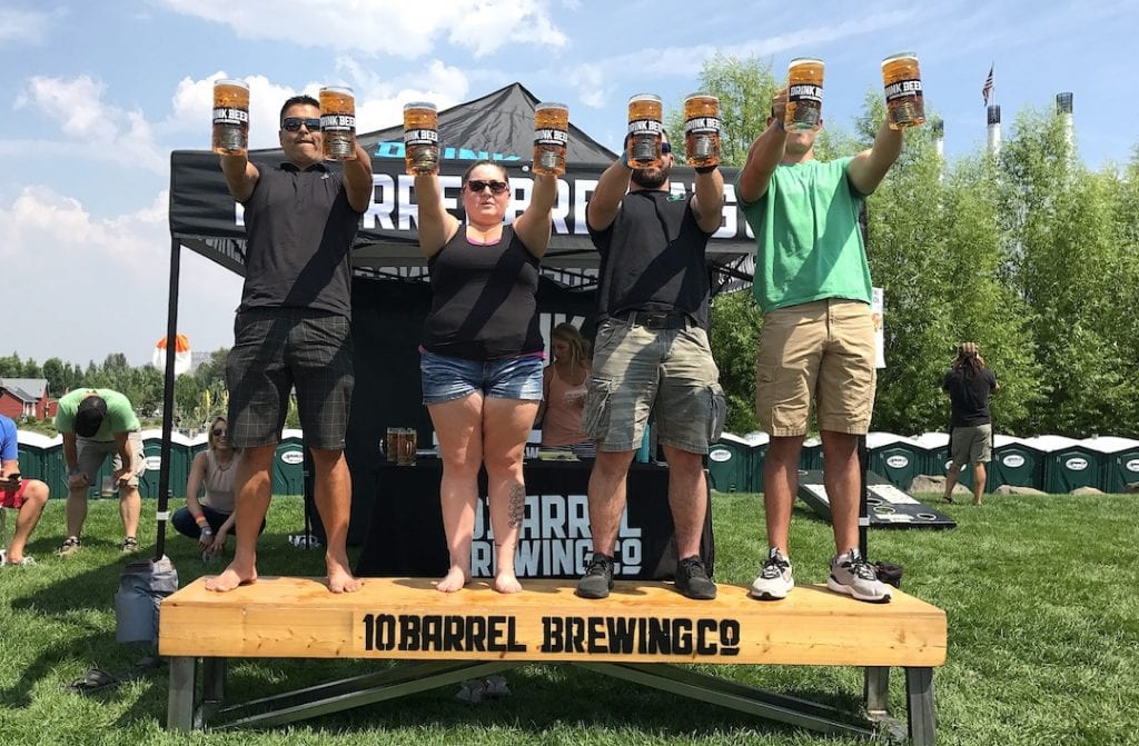 Bend Brewfest Weekend Roundup