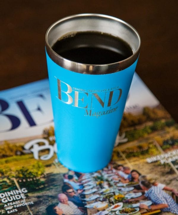 Bend Mag Hydro Pint Glass
