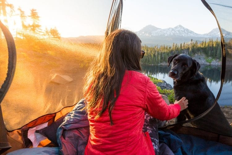 Best Places to Camp by a Lake This Summer
