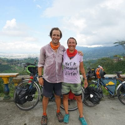 Bend Couple Biked 18,000 Miles From Alaska to Argentina