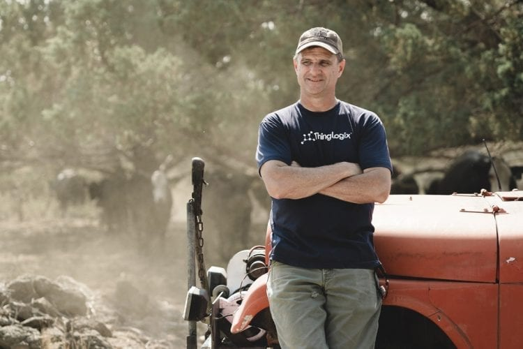 Rob Rastovich of Rastovich Family Farm in Bend, Oregon
