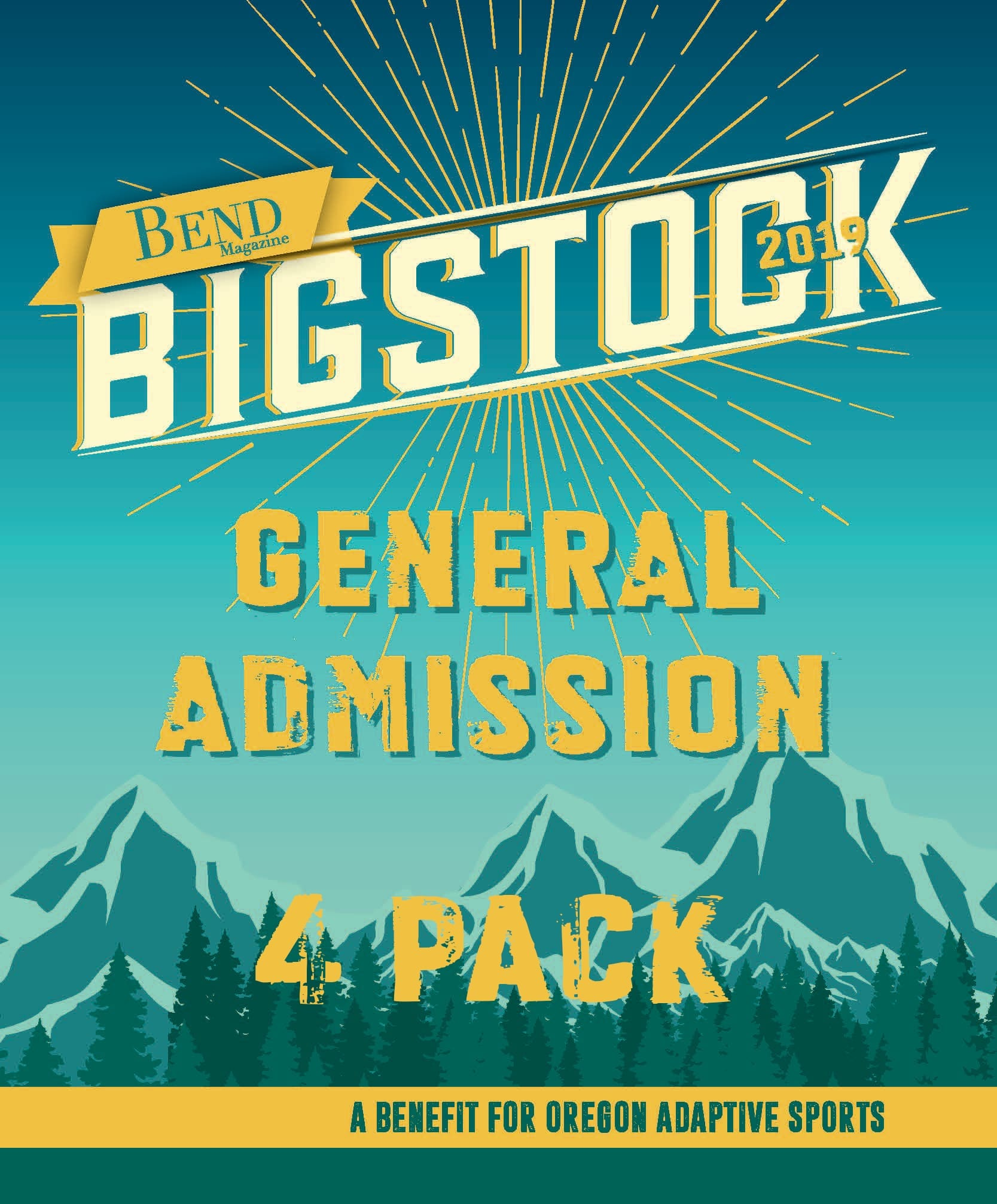 Bigstock August 10, 2019: 4 Pack