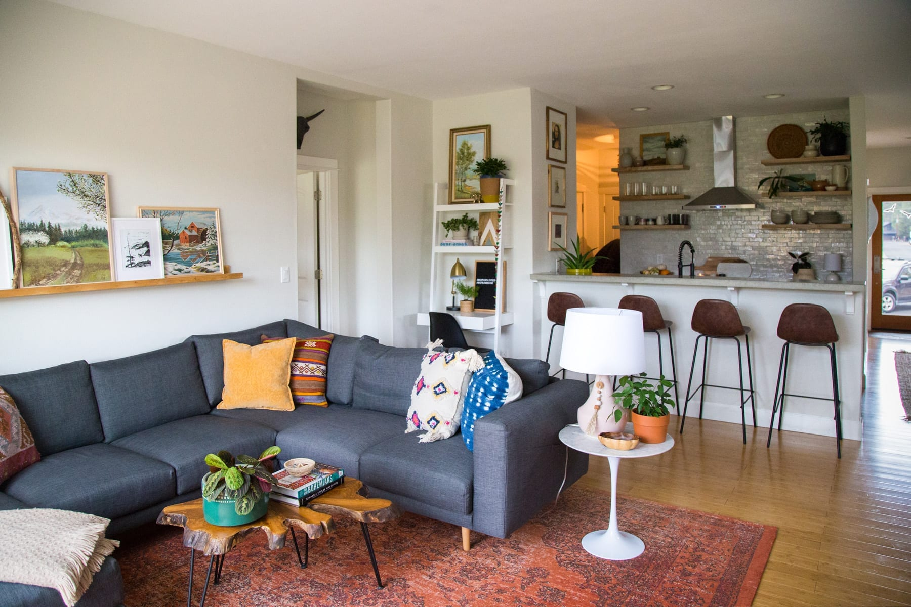 DIY Home style and design tour Bend, Oregon