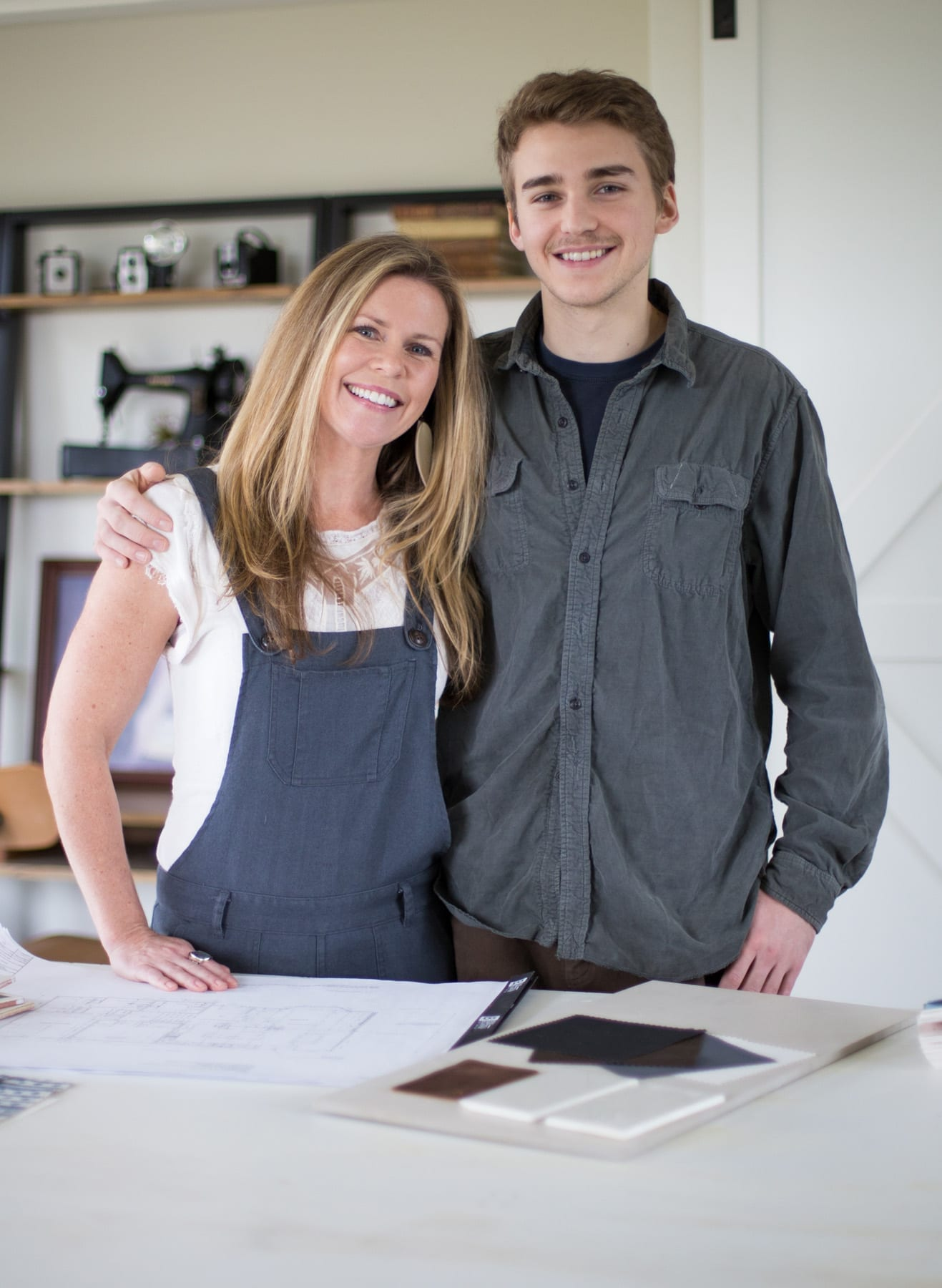 Mom and Me HGTV home style and design show based in Bend, Oregon