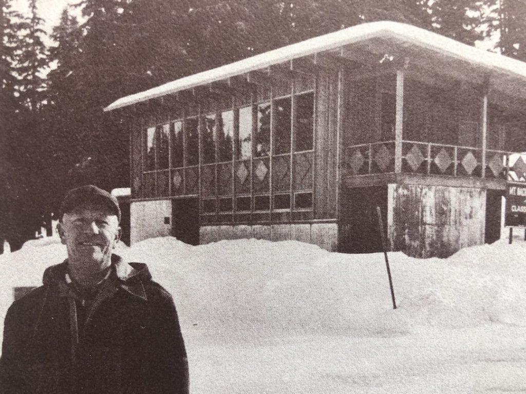 Bill Healy Mt Bachelor 60 Year Anniversary