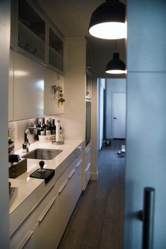 Modern Kitchen Minimalist Vertical Photo