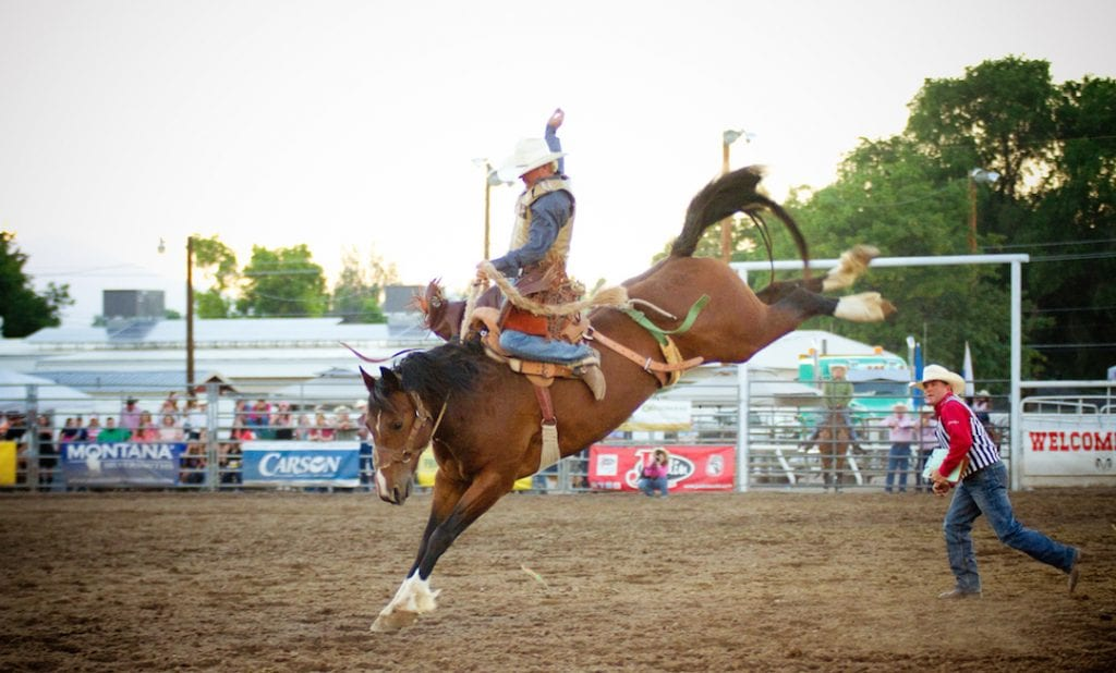 Crooked River Roundup