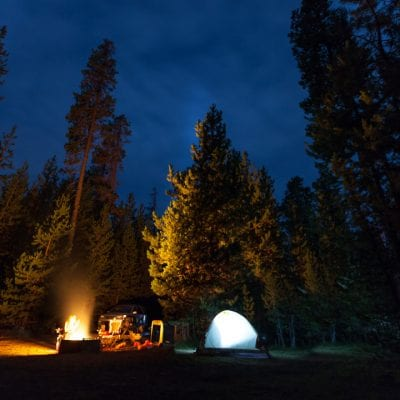 5 Group Camping Hacks and Tips
