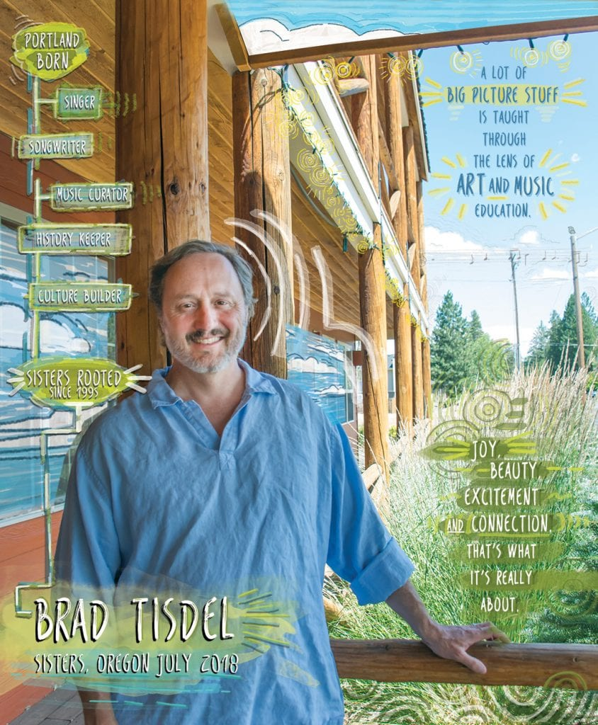 Local Voice Brad Tisdel