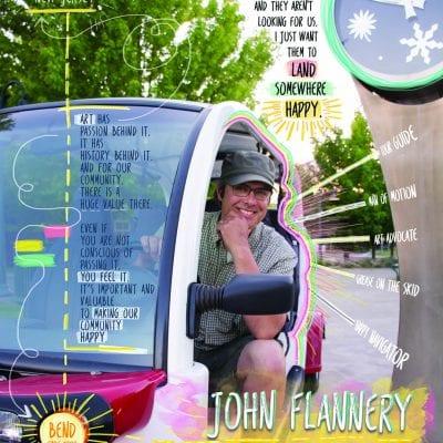 Teafly Talks to Bend Tour Company's John Flannery
