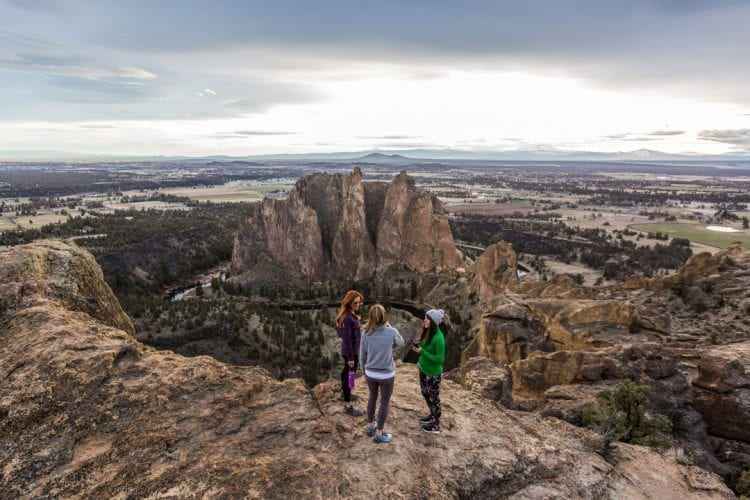 Don't Miss Smith Rock in Late Fall