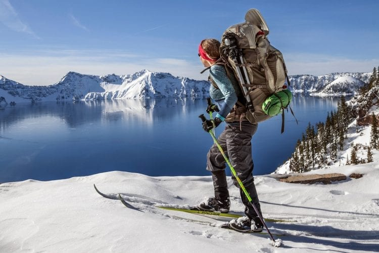 Spend a Winter Weekend at Crater Lake and Union Creek Resort