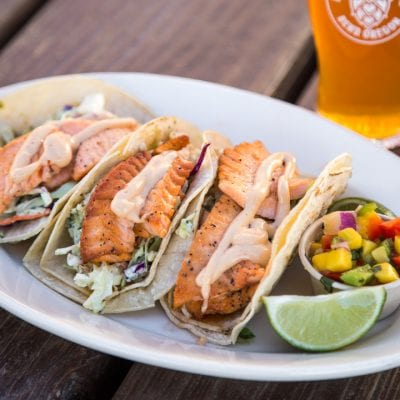 5 Awesome Fish Tacos in Bend