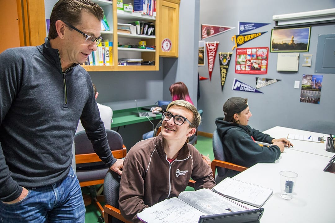 The Office Group counseling and tutoring center in Bend, Oregon