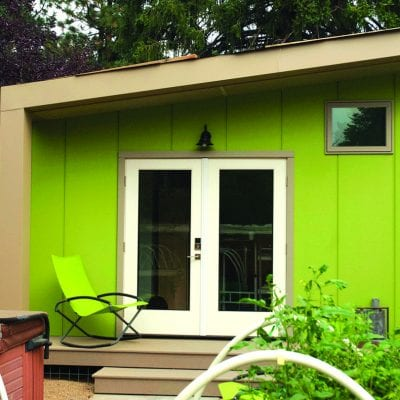 Make Some Elbow Room Outside Your Home