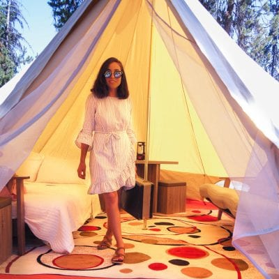4 Glamping Destinations to Book Right Now