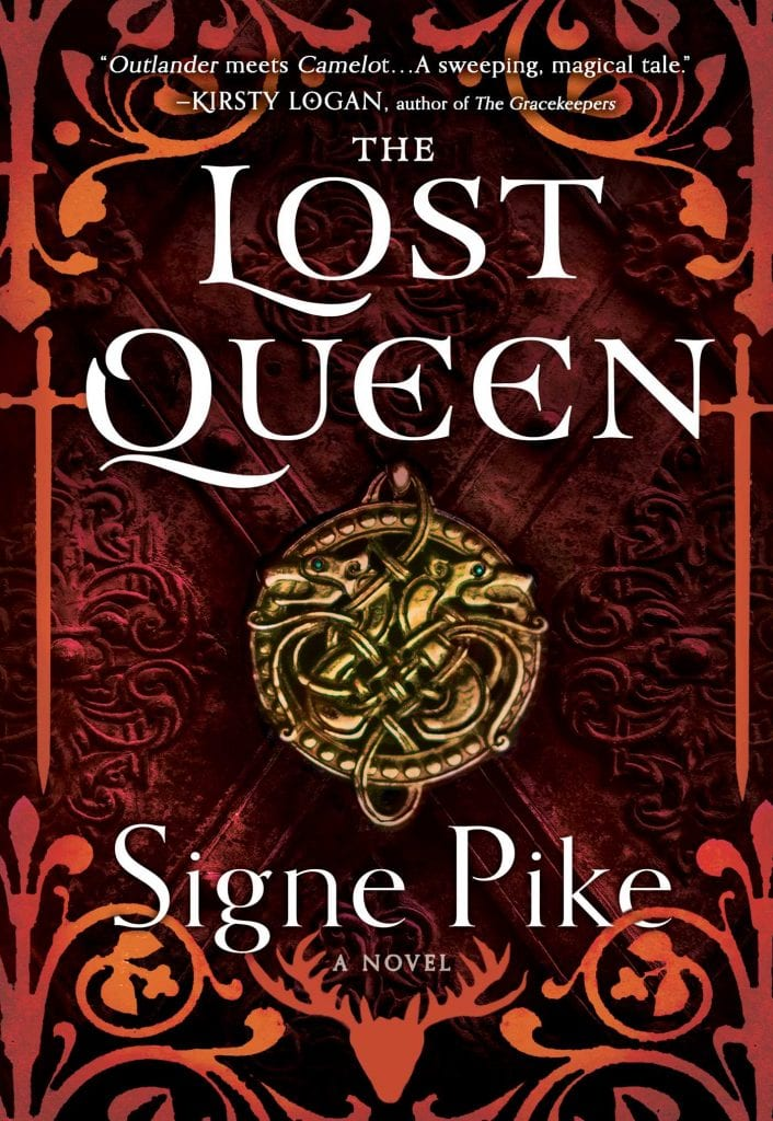 the lost queen signe pike