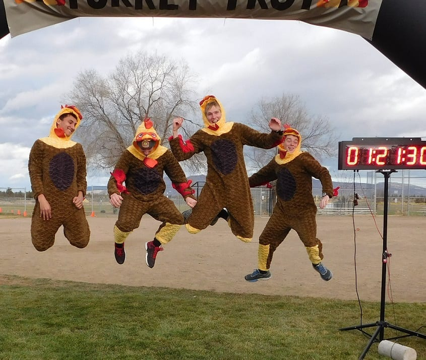 Redmond, Oregon Turkey Trot
